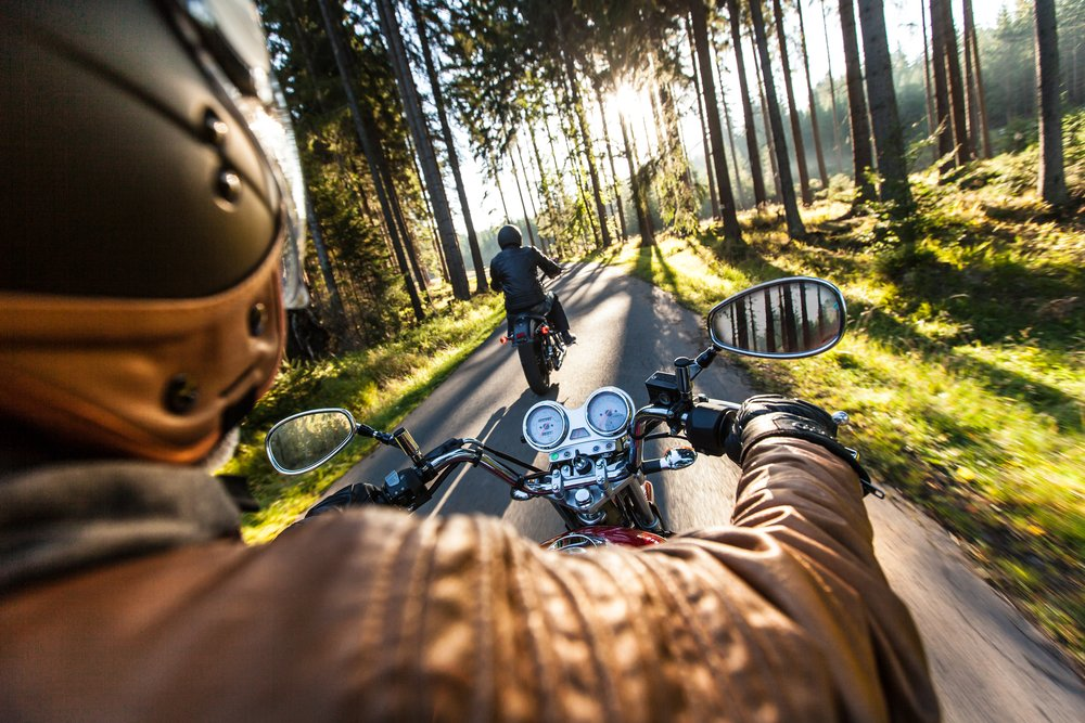 Common Motorcycle Crashes